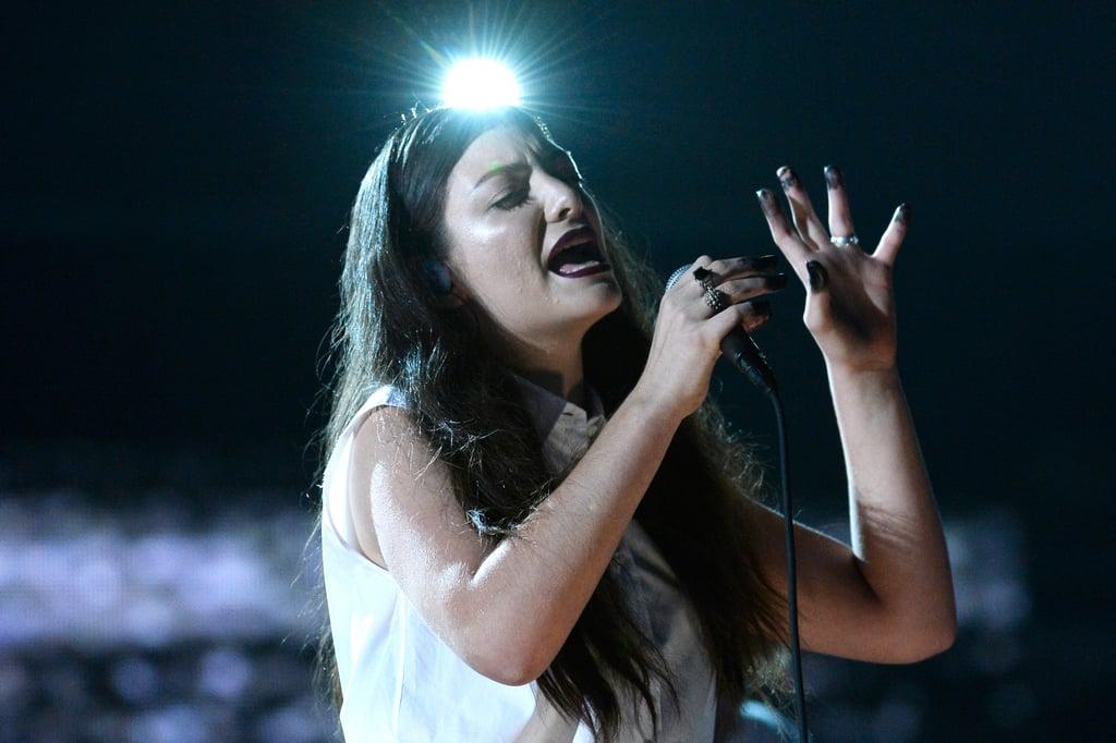 Lorde Celebrates Her Grammy Wins With Her Best Friend
