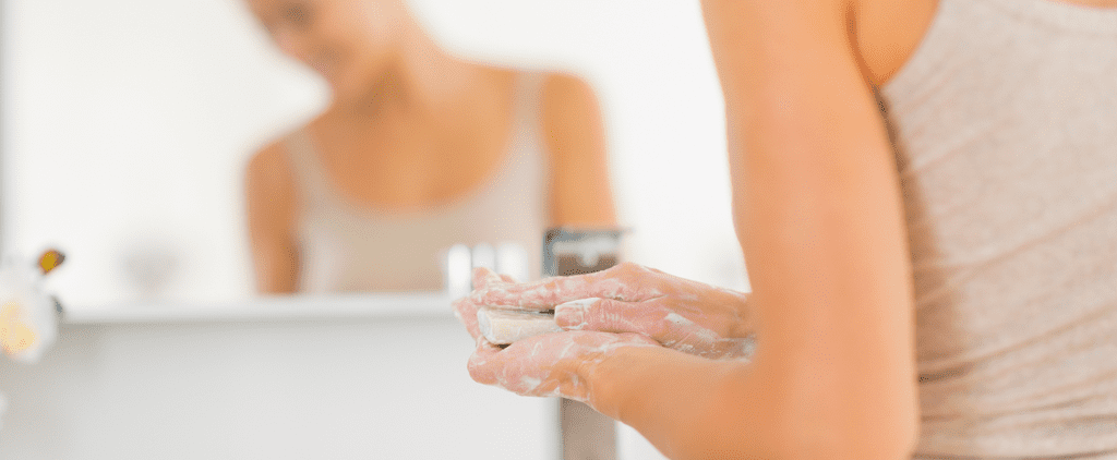 The Scary Reason You Should Get Rid of Your Bar Soap