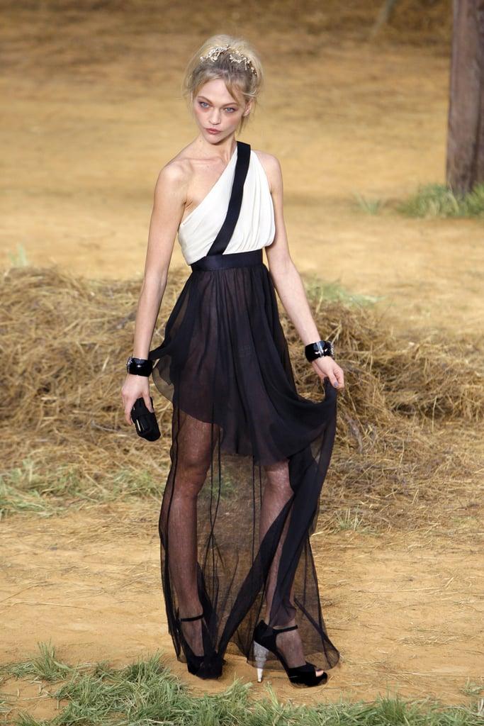 Paris Fashion Week: Chanel Spring 2010