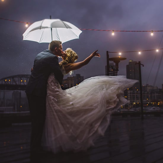 Rainy Wedding in Vancouver