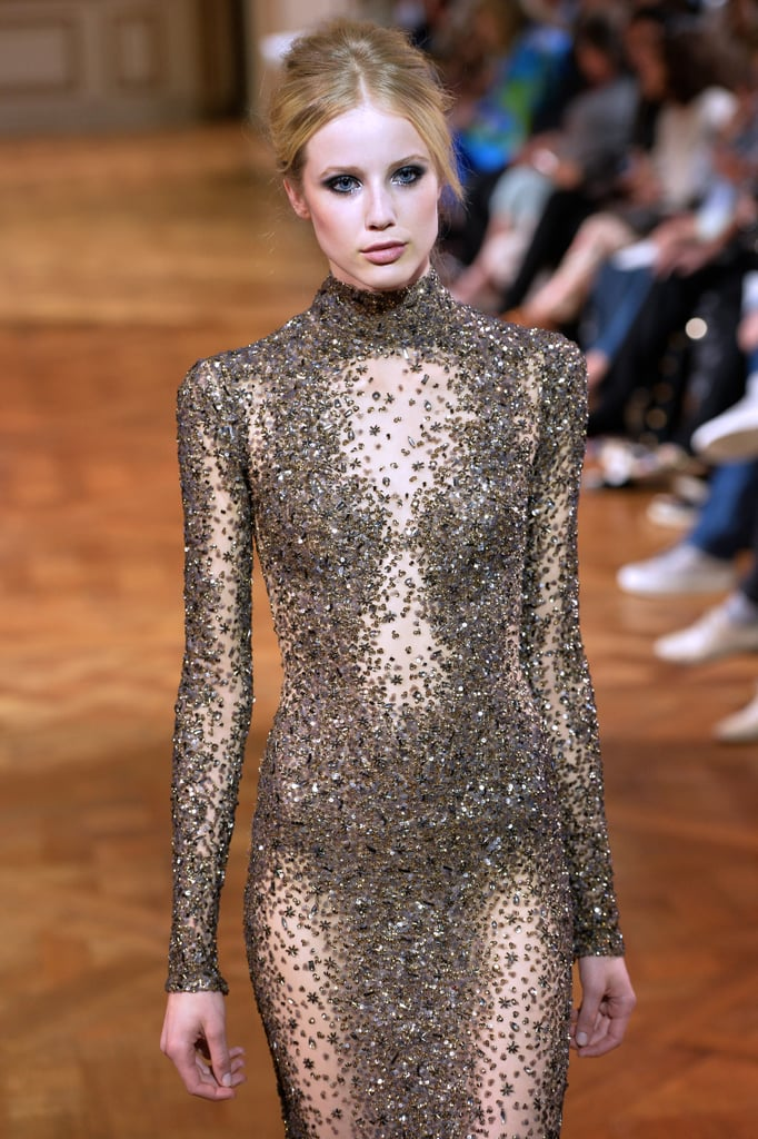 Zuhair Murad's collection oozed sex appeal, as usual!