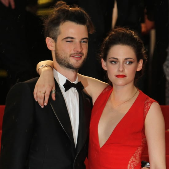 Kristen Stewart Walked The Red Carpet In A Sexy Red Dress To Support Rob's Movie, Cosmopolis