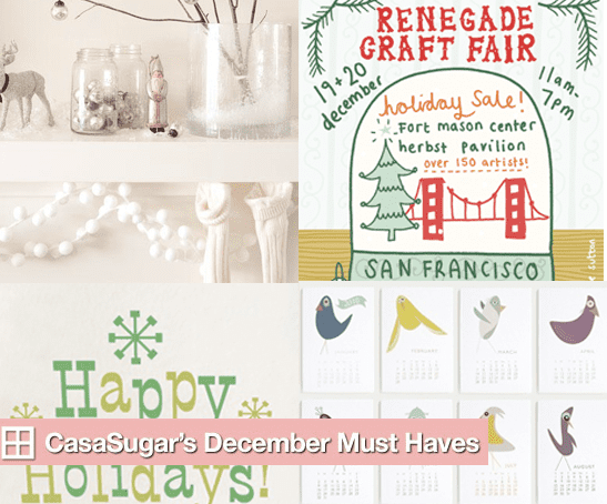 Sugar Shout Out: December's Must Haves!