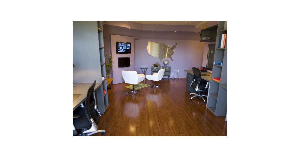 Antonio my favorite designer had to redesign an office for Redesign office space