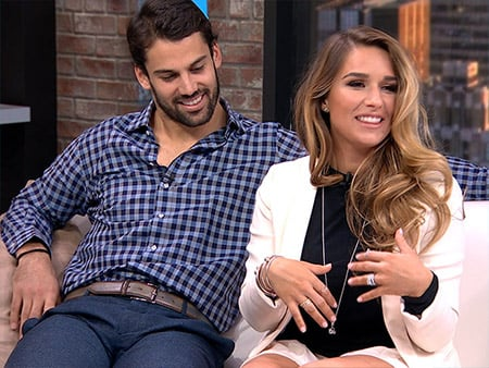 VIDEO: Why Jesse James Decker Thinks Hubby Eric's Back Is So Sexy