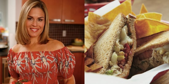 Out of the Lunch Box: Cat Cora's Tuna Melt With Apple and Avocado