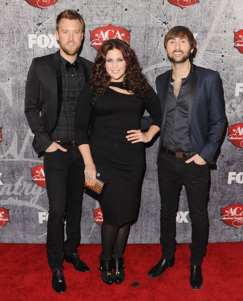 "Lady Antebellum won single of the year: group for ""We Owned the Night."""