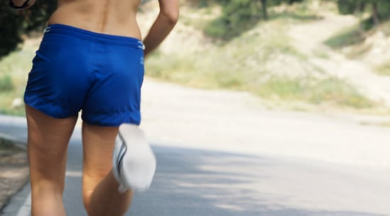 Get It Up, Your Heart Rate That Is: Outdoor Run With Sprints