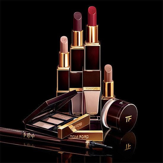 Of all the Fall makeup collections we're looking forward to, Tom Ford's luxe line was the most popular on Pinterest.