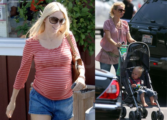 Photos of Naomi Watts and Alexander Schreiber Out in LA