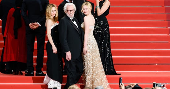 Kirsten Dunst and Vanessa Paradis Celebrate Cannes 2016 Closing Ceremony in Stunning Gowns