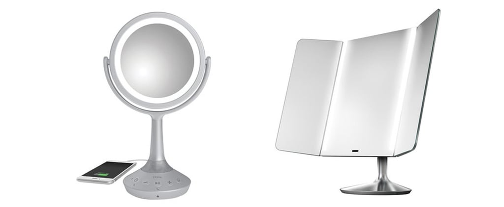 Vanity Mirrors Got a Major Tech-y Update — and You're Going to Love it!