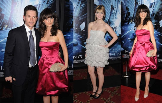 Photos of Mark Wahlberg, Zooey Deschanel, Mischa Barton at NYC Premiere of The Happening