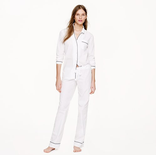 Give your mom J.Crew's Vintage Pajama Set ($95) — it'll help her kick back and relax in style.