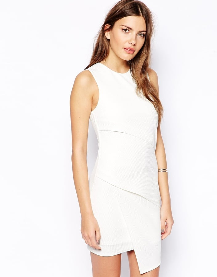 ASOS Asymmetric Mini