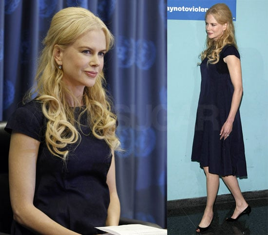 Nicole Kidman Wants to Help Give Everyone a Better Life