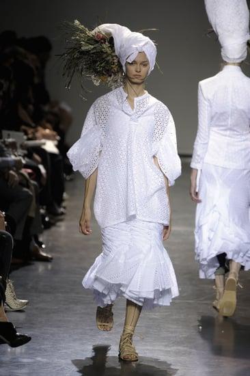 Paris Fashion Week: Junya Watanabe Spring 2009