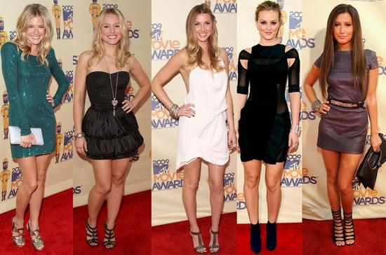 MTV Movie Awards 2009 Best Dressed Poll