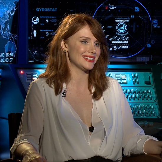 Bryce Dallas Howard Jurassic World Interview (Video)