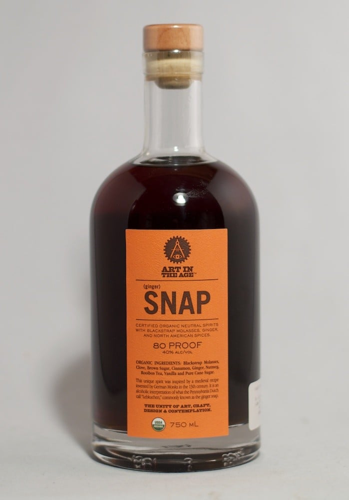 Art in the Age Snap Organic Liquer