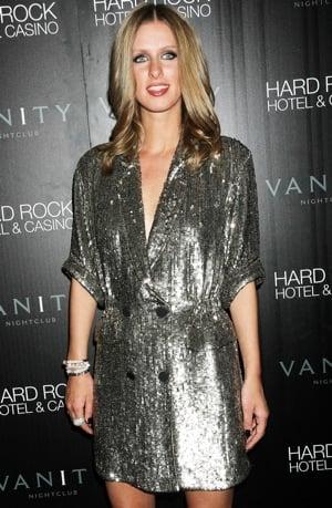 Nicky Hilton and David Katzenberg Host a Party at Hard Rock's Vanity Nightclub