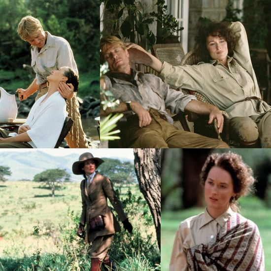 Meryl Streep's Romantic Utilitarian Clothes From Out of Africa Inspire Spring Shopping 2011-03-23 07:09:45