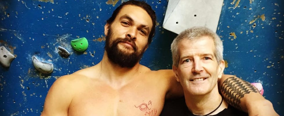 Jason Momoa Has SO MUCH Fun When He Works Out, It's Ridiculous