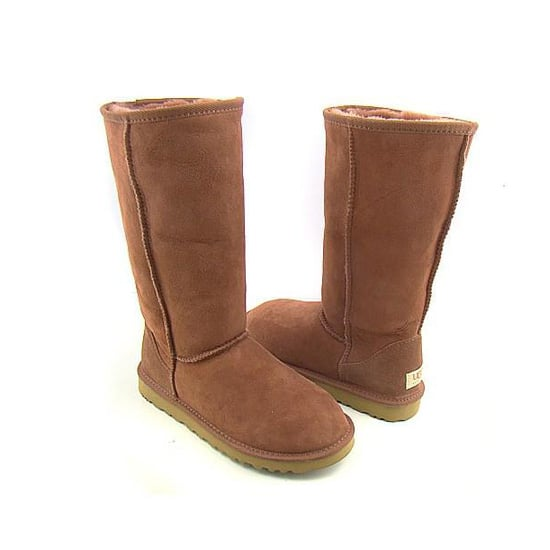 Your Feet Stayed Warm in a Pair of Ugg Boots