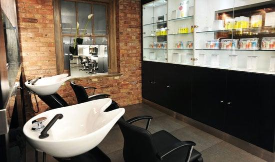 Real Hair Salon in Chelsea, London
