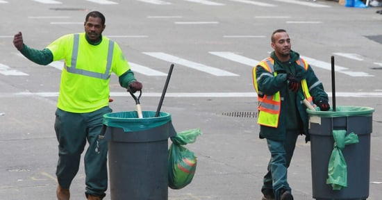 A Kanye West Collaborator Is Bringing Trash-Collector Uniforms to Fashion Week