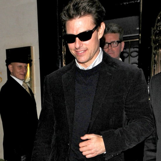 Tom Cruise Dines in London | Pictures