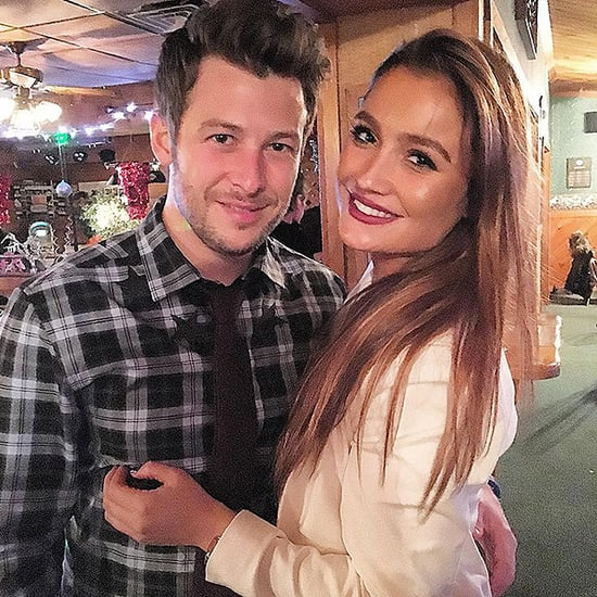 WATCH: Marco Andretti Dishes on His Engagement to Supermodel Marta Krupa