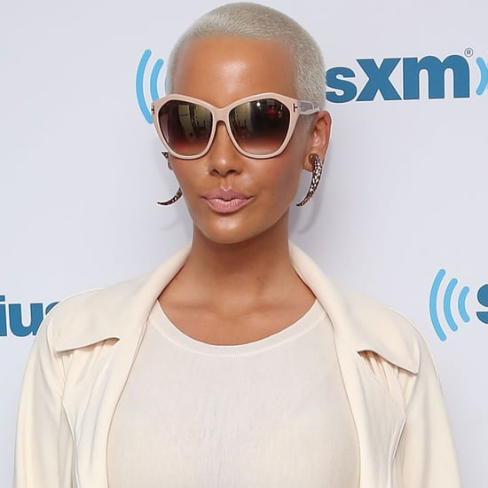 Amber Rose Tweets at Kanye West After His Interview