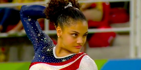 Laurie Hernandez Winked At The Olympic Judges And We All Fell In Love
