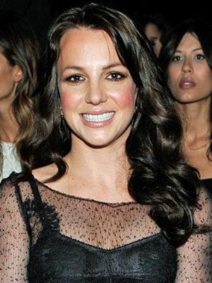Britney Spears at Grammys