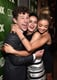 Modern Family's Nolan Gould, Ariel Winter, and Sarah Hyland cuddled up at the Fox afterparty.