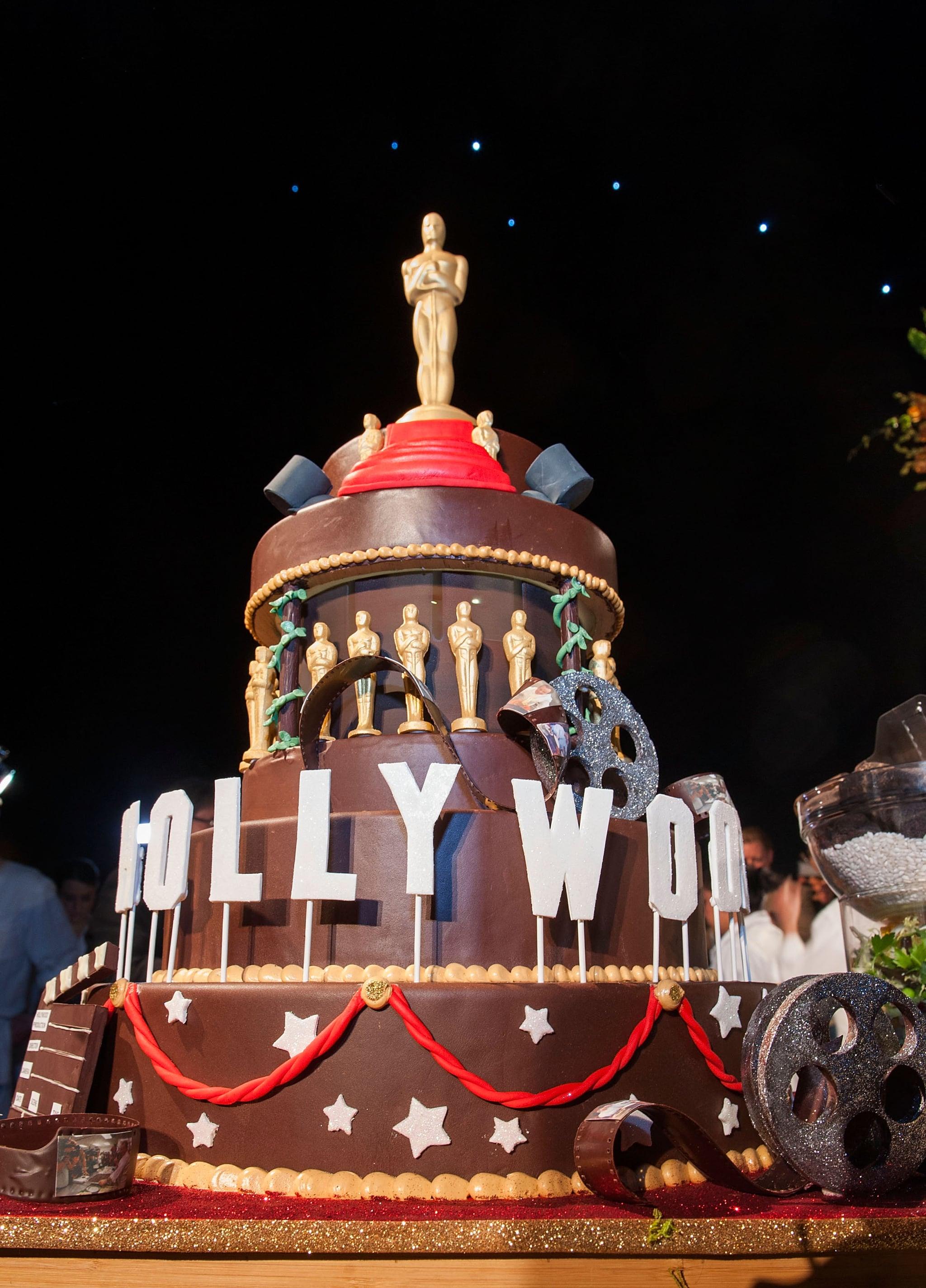 Hollywood Cake