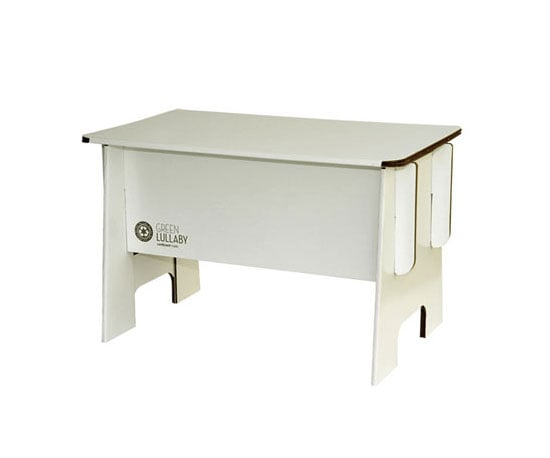 Cardboard (Changing) Table