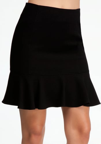 Debbie Crepe Trumpet Skirt