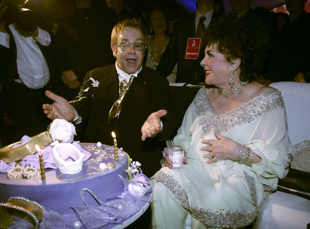 "Elton John on Elizabeth Taylor: ""We Have Lost an Incredible Human Being"""