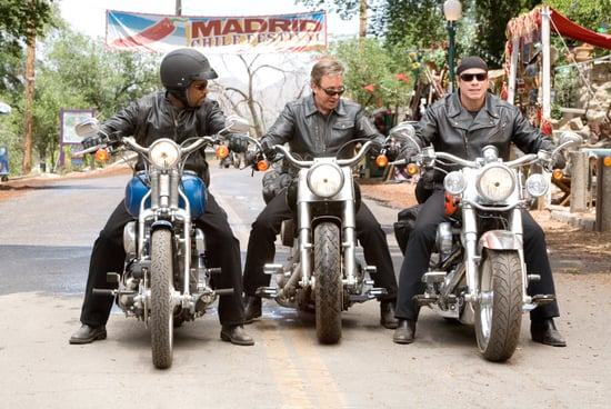 Wild Hogs = Weird Weekend at the Box Office