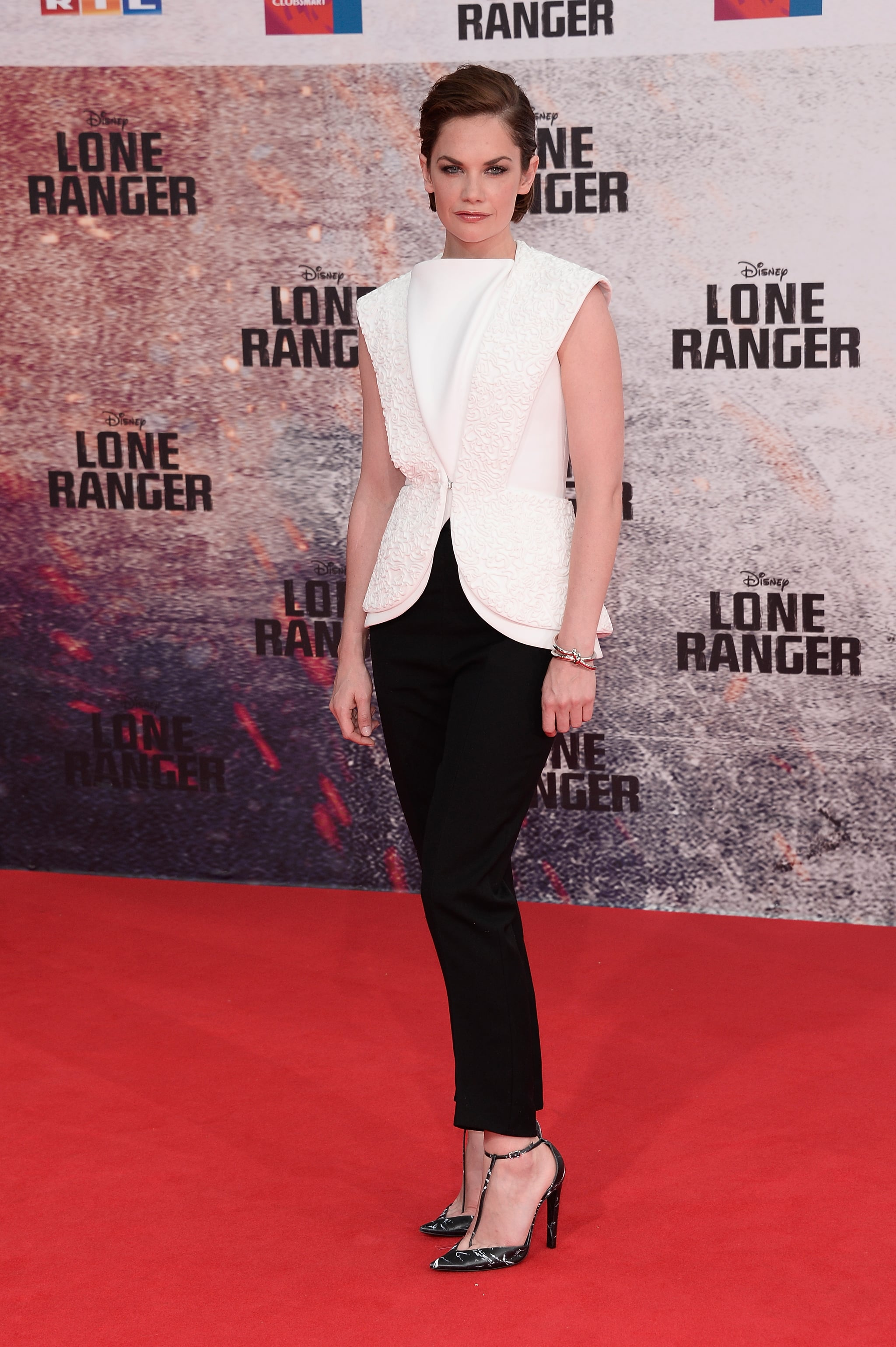 Ruth Wilson at the Berlin Premiere of Lone Ranger