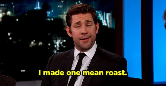 John Krasinski Recently Learned How To Cook As A Gift For Emily Blunt