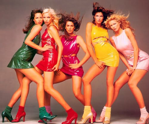 Old Versace Ads With Supermodels 2010-05-14 09:00:22