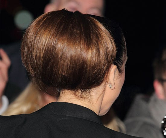 Guess Who's Wearing a Voluminous Chignon? 2010-11-29 14:00:46