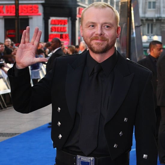 Simon Pegg Movies
