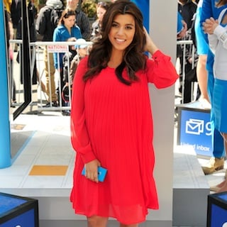 Pregnant Celebrities' Spring Maternity Dresses For Less