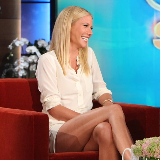 Gwyneth Paltrow Interview on The Ellen Show | Video