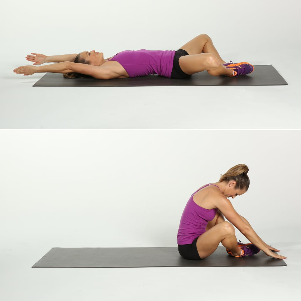 Diamond Sit-Up