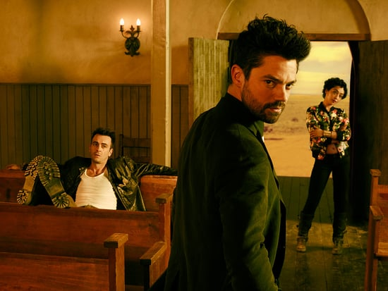 The PEOPLE Review: Dominic Cooper Plays a Man of the Cloth in Preacher, a Show That's Pure Wicked Fun